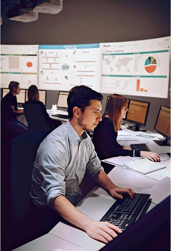 Information Security Hub am Flughafen München