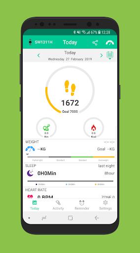 FitPro screenshot 1
