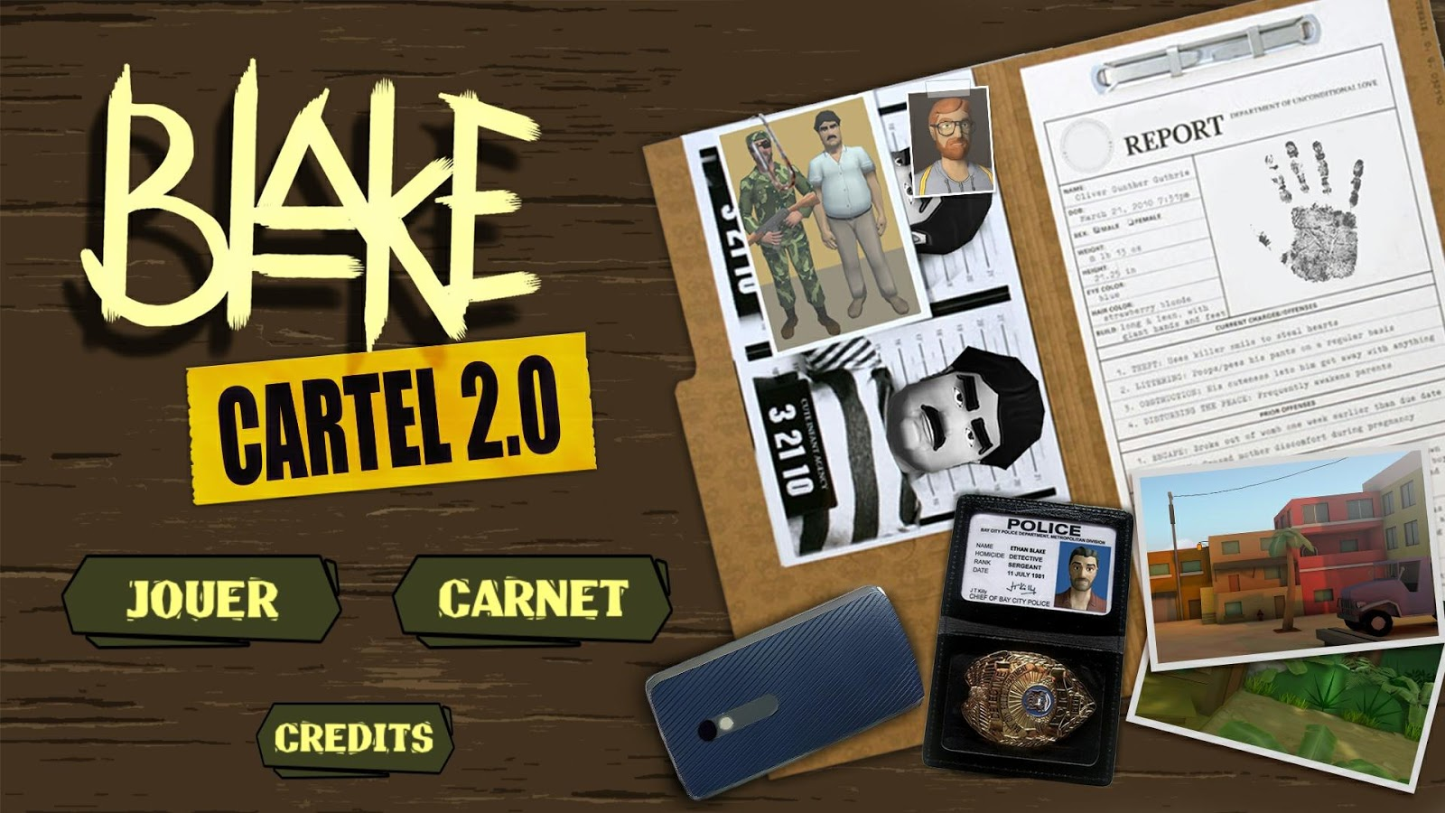 Blake : Cartel 2.0- screenshot