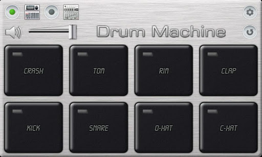 Drum Machine 1.4 screenshots 1
