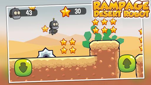 Code Triche Rampage Desert Robot mod apk screenshots 1