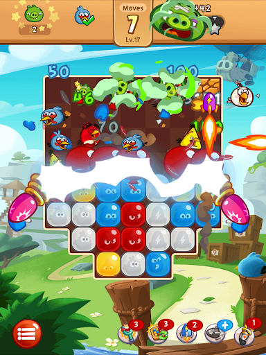 Download Angry Birds Blast MOD APK 8