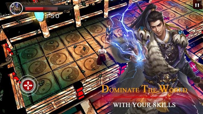 Legacy Of Warrior Screenshot Image
