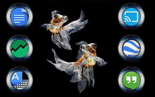 Gold Fish Solo Theme