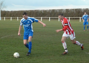 Photo: 28/01/12 v Langford (Spartan South Midlands League Div 1) 4-3 - contributed by Bob Davies