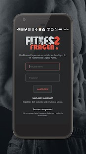 Fitness Fragen- screenshot thumbnail