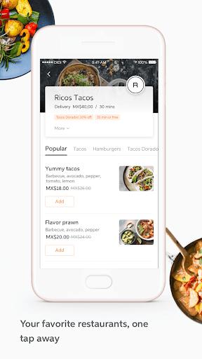 DiDi Food u2013 Food Delivery 1.2.44 Screenshots 3