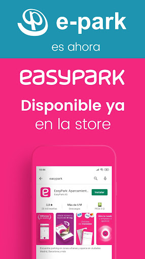e-park, Aparcamiento regulado screenshots 1
