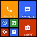 Metro Theme Launcher 2019 - WP Look icon