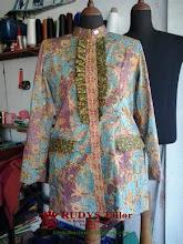 Photo: Hasil jahitan RUDYS Tailor - Penjahit JEMBER - Busana Wanita (6)