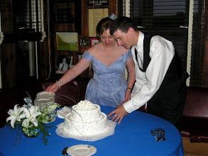 Photo: The cake