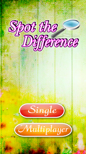 Difference Find Game - náhled