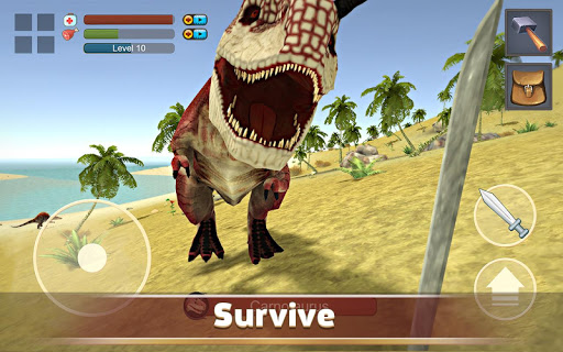 Dino Hunter Survival 3D