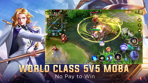 Garena AOV – Arena of Valor: Action MOBA
