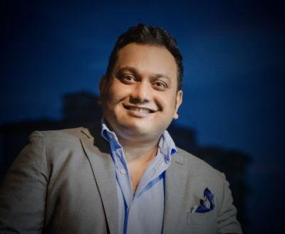 Regional Cybersecurity Expert Shenoy Sandeep joins Cyble as the Regional Director - Middle East, Turkey, and Africa (META). (Photo: Business Wire)