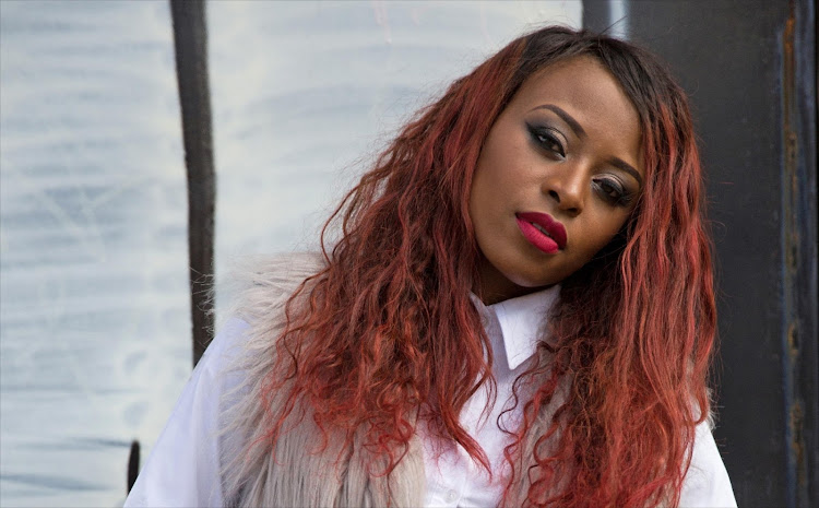 DJ Zinhle has opened up about feeling overwhelmed