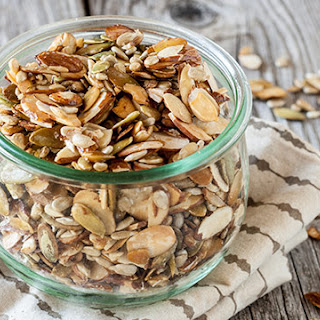 DIY Nut & Seed Trail Mix Recipe