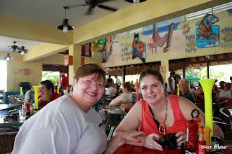 Photo: Waiting for drinks at Margaritaville.