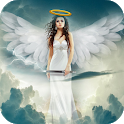 Wings for Photos: Angel Wings Photo Editor icon