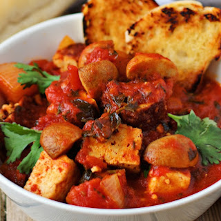 Vegan Cioppino (Italian-Style 'Fish' Stew) [Gluten-Free]