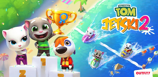 Talking Tom Jetski 2 - Apps on Google Play