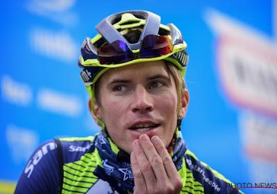 """Wanty ziet sterke renner uitvallen voor openingsweekend: """"Sukkel er al zes weken mee"""""""