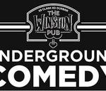 Underground Comedy - 29 March : The Winston Pub