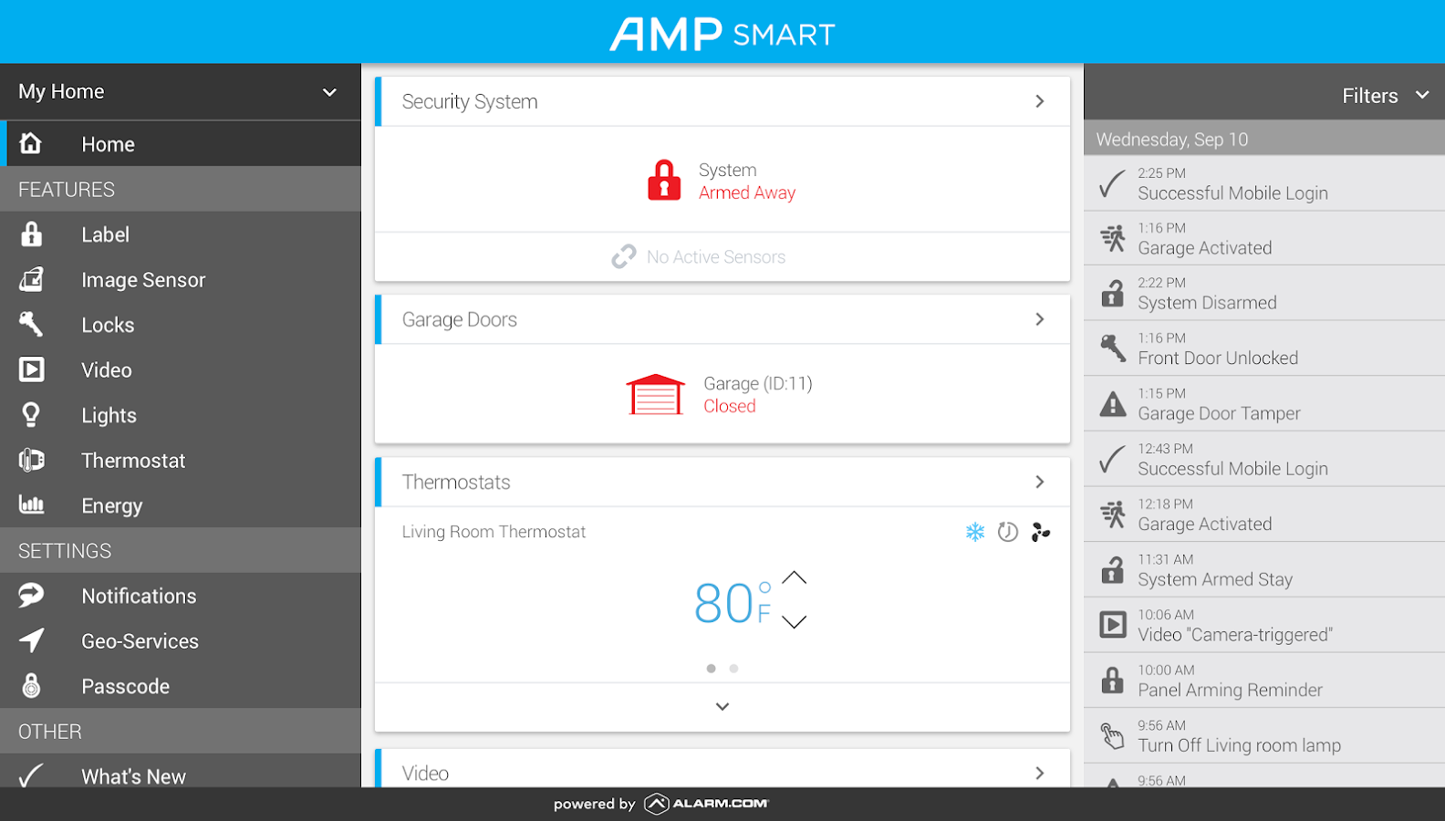 Amp Smart Android Apps On Google Play