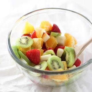 Spring Fruit Salad Recipe