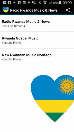 Rwanda Radio Music News