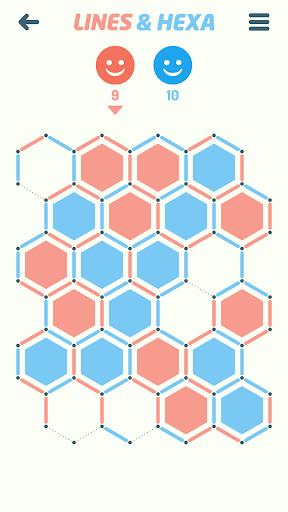 Lines and Hexa 1.0 screenshots 2