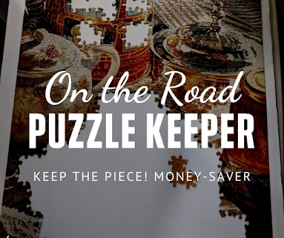 Family Fun Frugal Puzzle Keeper Wacky Pup Great Money-Saving Ideas and More