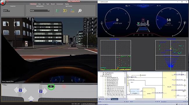 ANSYS - Испытание архитектуры системы безопасности в условиях виртуальной реальности является гораздо более дешёвым и безопасным, чем испытания в реальном мире