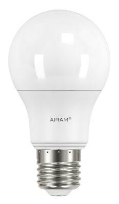 Airam E27 4-pack 6W/9,5W LED Normal