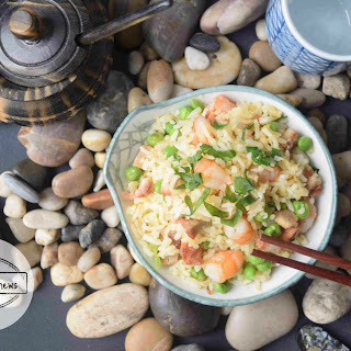 Authentic Chinese Fried Rice – Part 2 – Yeung Chow Fried Rice