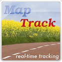 MapTrack  GPS real time track