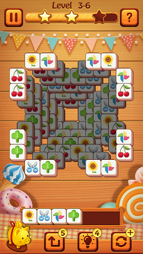 Tile Master - Classic Triple Match & Puzzle Game screenshots 7