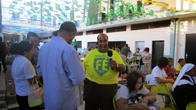 Photo: Familia catedral FM 106,7 na Festa de Sto Antonio de Jacutinga 2014