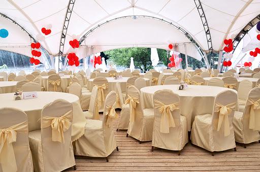 шатер для свадьбы в «Улетай»  2