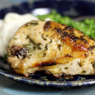 Roasted Lime and Cilantro Chicken Breasts