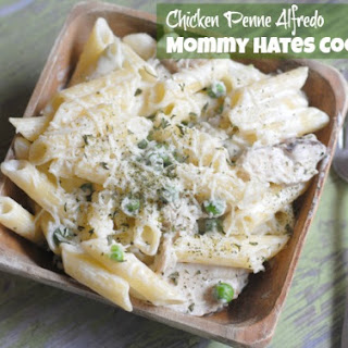Penne Pasta Alfredo Recipes