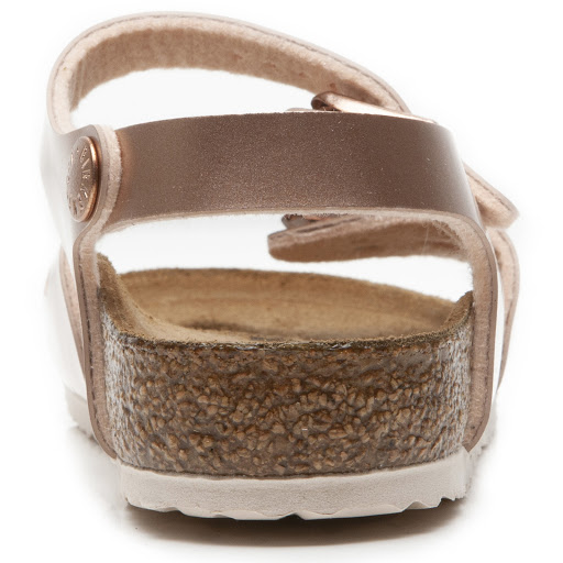 Thumbnail images of Birkenstock Rio Kids Metallic Sandal
