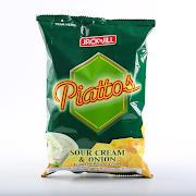 JnJ Piattos (Sour Cream)
