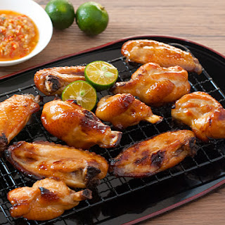 Baked Chicken Wings Recipes