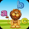 ABC Kids Learn Alphabet Game icon