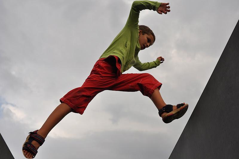 un salto verso l' ignoto di Giovi18