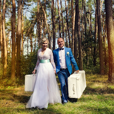 Wedding photographer Aleksandr Maystruk (masterrita9). Photo of 16.01.2018