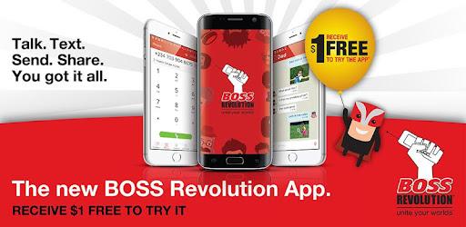 BOSS Revolution® - Cheap Calls app (apk) free download for Android/PC/Windows screenshot