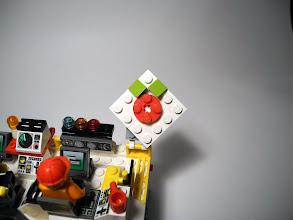 Photo: Raspberry Pi logo