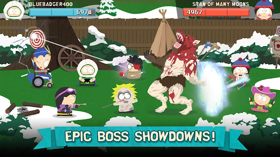 Game South Park: Phone Destroyer™ - Battle Card Game APK for Windows Phone